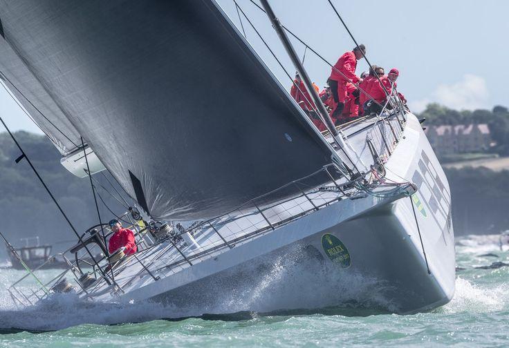 Rambler 88, Sail No: USA 25555, Class: IRC Zero, Owner: George David, Type: Canting Keel Sloop