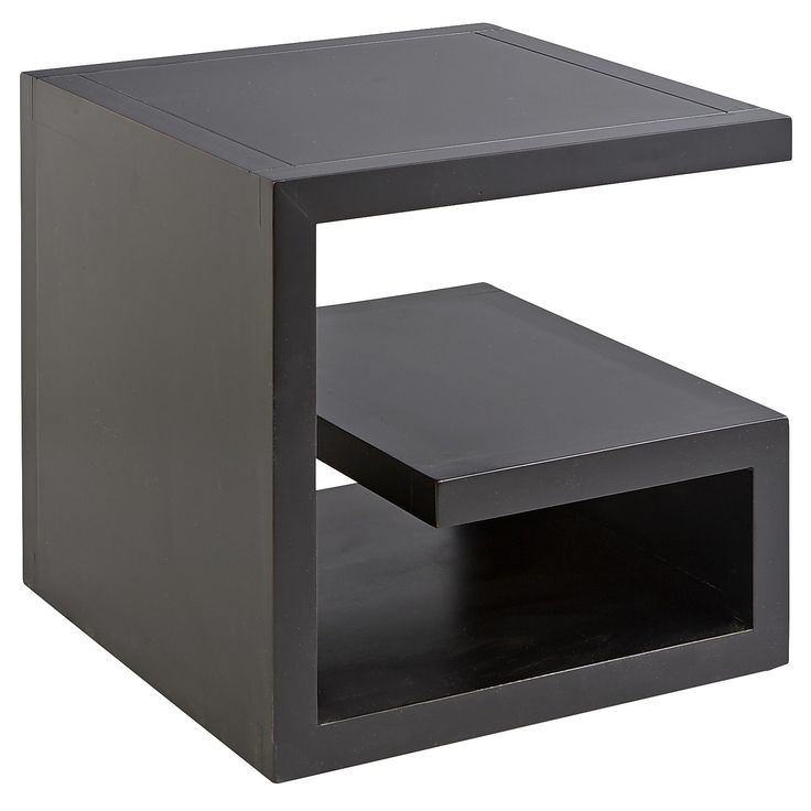 G Bunching Table   Rubbed Black | Pier 1 Imports