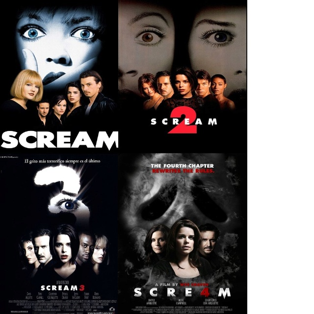 the slasher film formula in scream a horror film How 'scream' changed horror  to the those the characters in slasher films find themselves in movie geek randy  model of a slasher film.