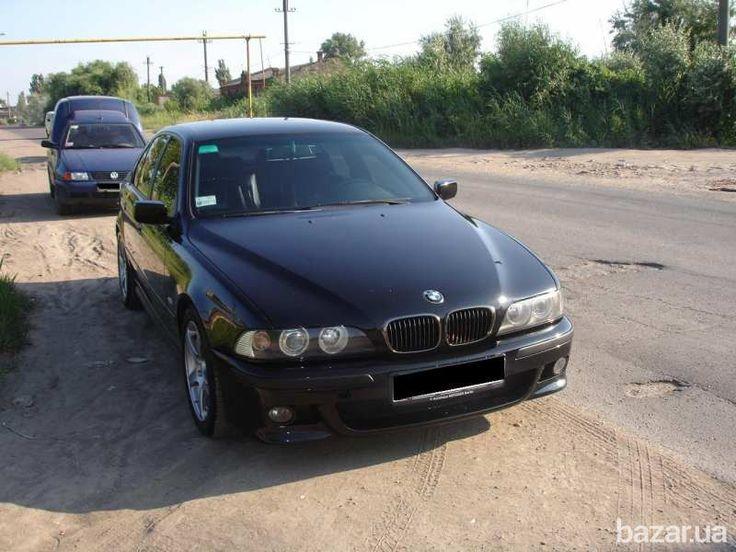 BMW 535i E39 M62 V8 235 л.с. M-обвес M-салон КПП ручная 5 ступеней TV/NAVI, MP3 Changer, 2х-зонный климат, круиз, кожа… Расход топлива: Трасса...