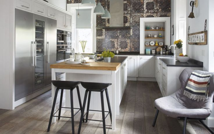 Tour the Scandi-chic home of celebrity chef Tom Kitchin