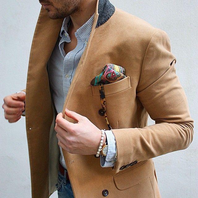 "maninpink: ""Camel coat by @justusf_hansen """
