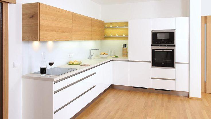 Inspirace kuchyně - Moderní kuchyň