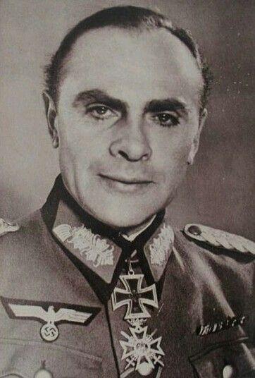 ✠ Johann de Boer (September 5th, 1897 - March 14th, 1986) RK 19.06.1940 Oberstleutnant Kdr Art.Rgt 22 22. Luftlande Infanterie-Division