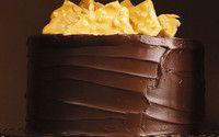 Gâteau russe à la guimauve