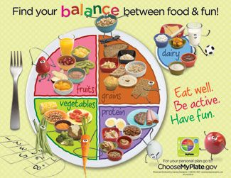 Love this to teach kids about healthy eating!!  Choose MY Plate for kids