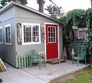 WOOD SHED PLANS and How to SUCCEED at DIY Shed Building