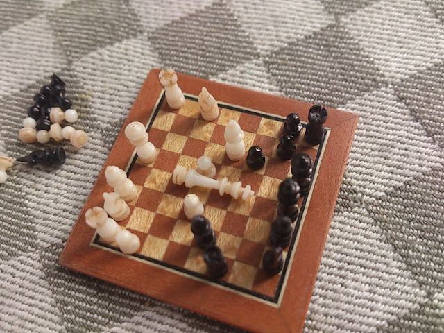 how to: chess board