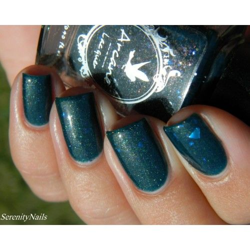 Arcane Lacquer : Arcane Lacquer Disarm The Karma Shop here- www.color4nails.com Worldwide shipping available