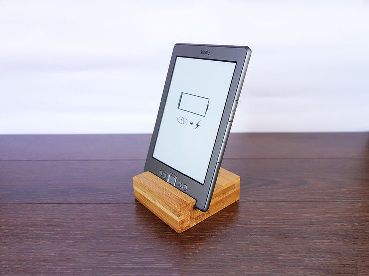 <p>Bamboo stand for your iPhone 6 or iPad AIR 2. Good for both device!</p>