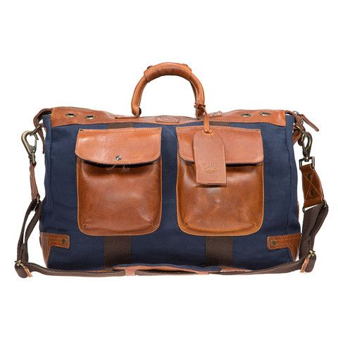 Will Leather Traveller Duffle | Gallantoro