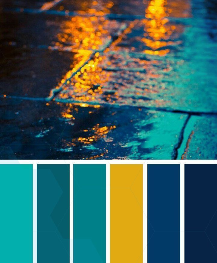 Dark Blue Blue Green And Yellow Color Palette Dark Blue Blue Green And Yellow Color Palette Yellow Blue Color Schemes Green Colour Palette