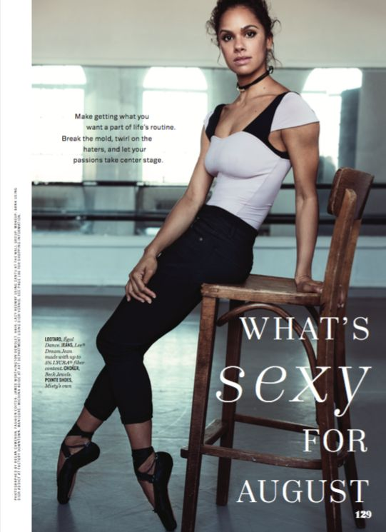 Looking for a sneak peek of the sexiest jeans you'll see this summer? Check out the August issue of Cosmo where you'll spy our Lee Dream Jean!