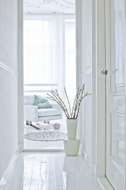 white on white soft and delicate!                              …