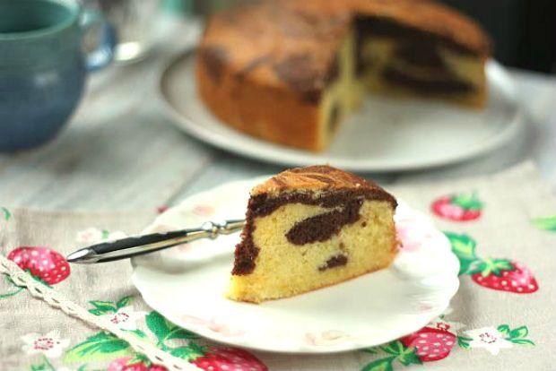 Κέικ με γιαούρτι κ λάδι
