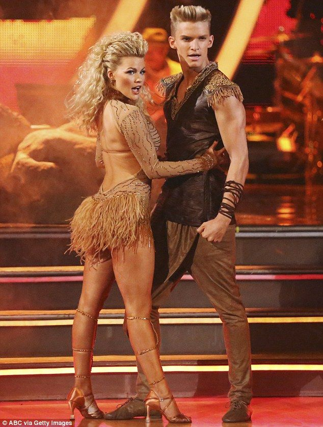 "Cody Simpson & Witney Carson - ""Simba Samba"" to ""I Just Can't Wait to Be King"" from The Lion King - DWTS Week 5 (Disney Week)"