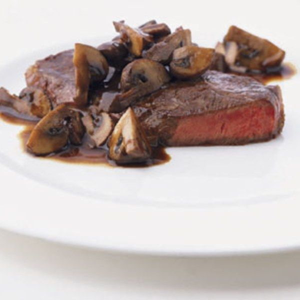 Top blade steaks — great for a weeknight supper — are inexpensive and cook in just minutes.