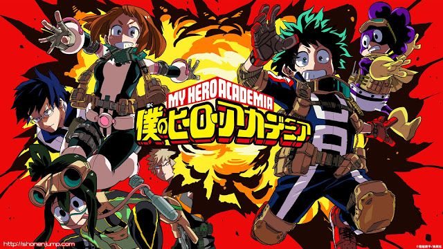 My Hero Academia- Season 1 (Subbed) - OnlyEmbed