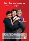 """""""Présidentielle 2012 : SOS homophobie lance une campagne de communication sur l'homoparentalité"""" #compublique"""