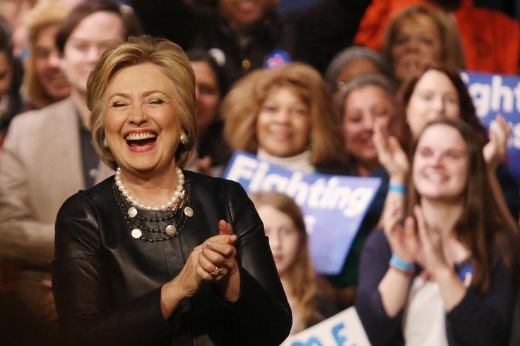 Women who changed the world: Hillary Clinton http://karenz.nl/hillary-clinton/