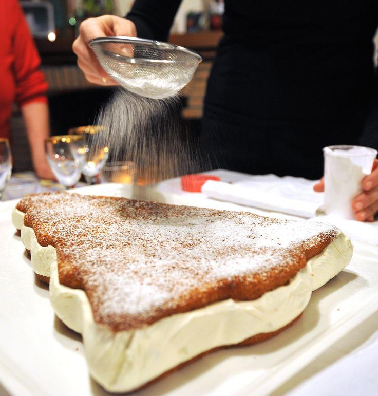 torta di pere e ricotta