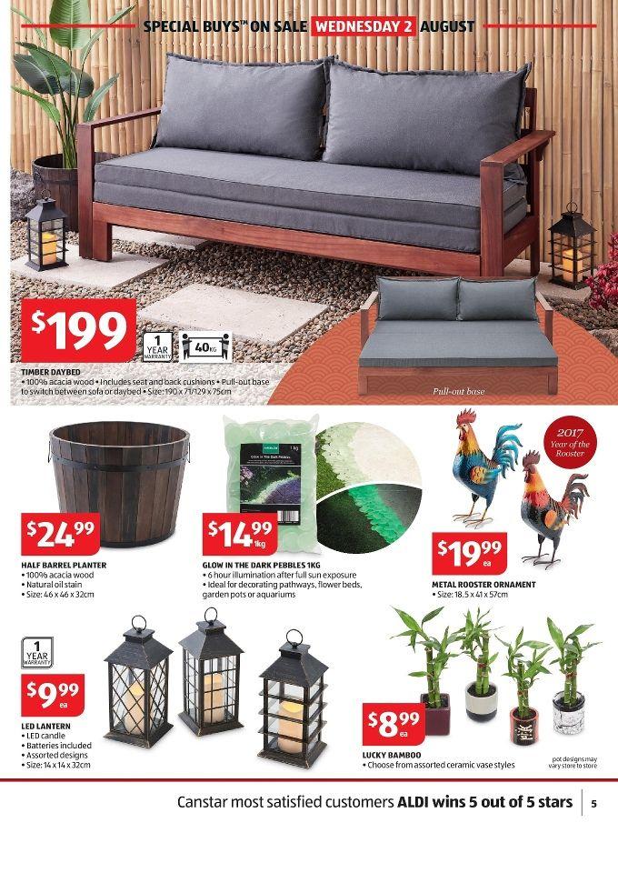die besten 25 aldi specials ideen auf pinterest aldi. Black Bedroom Furniture Sets. Home Design Ideas