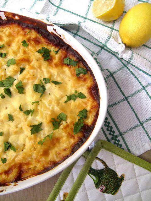 Βίδες με γιαούρτι, τυριά και μπεσαμέλ με σκόρδο και λεμόνι - The one with all…