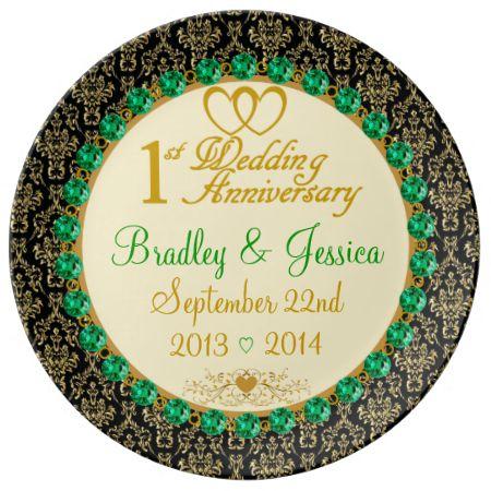 18th wedding anniversary gift porcelain floor
