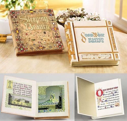 storybook invitations - DIY instructions