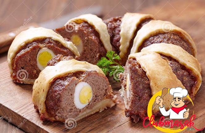 Resep Meat Ring, Resep Masakan Serba Praktis, Club Masak