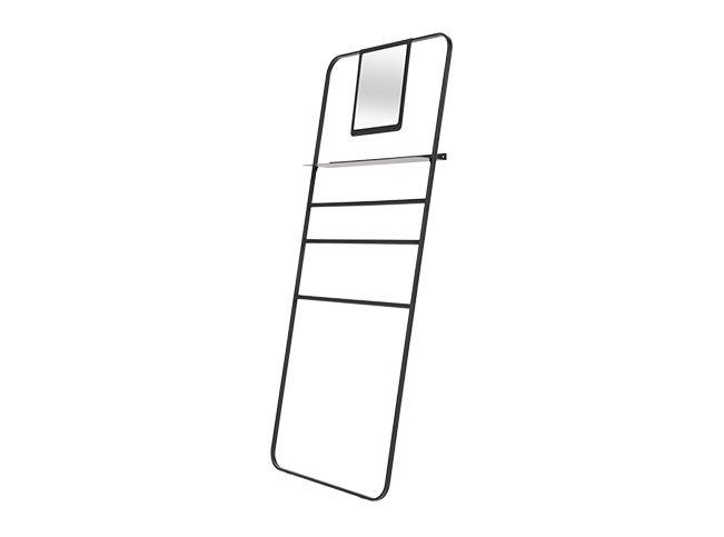 MADE Essentials Jax Ladder Rail, Black