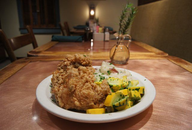 Celebration Restaurant Best Fried Chicken Dallas