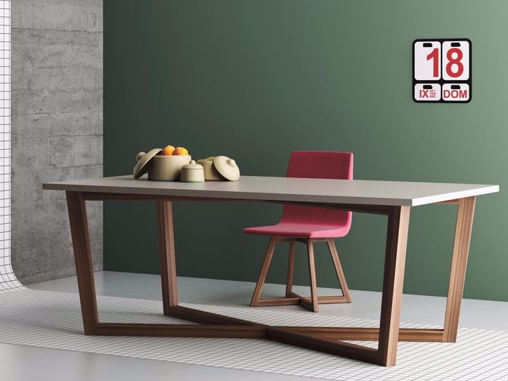 FENG SHUI By Imperial Line Dinning TableTable
