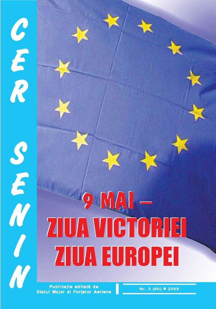 """""""Cer Senin"""" - revista Fortelor Aeriene Romane"""