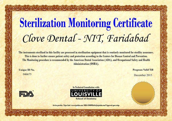 Clove Dental - NIT, Faridabad, Neelam Bata Rd, Faridabad, Haryana  http://www.clovedental.in/