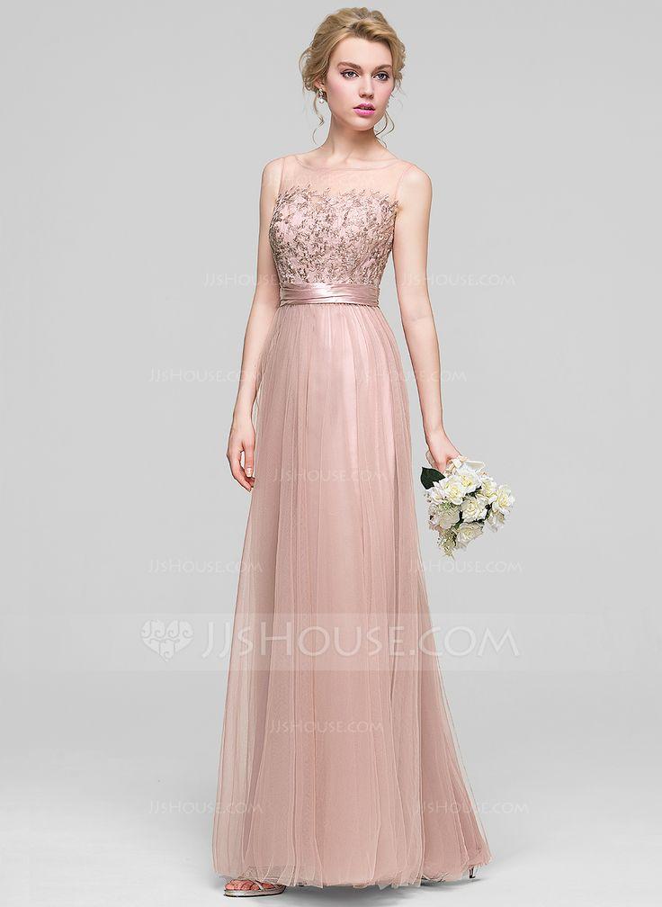 112 best Vestidos elegantes images on Pinterest | Bridesmaids ...