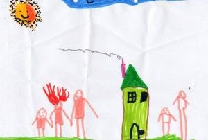 Δρ. Κ. Κουνενού Ιστορική Αναδροµή Το ιχνογράφηµα και η ζωγραφική αναγνωρίζονται ως δύο από τους σηµαντικότερους τρόπους έκφρασης των παιδιών και έχουν επανειληµµένα συνδεθεί µε την αποτύπωση της πρ...
