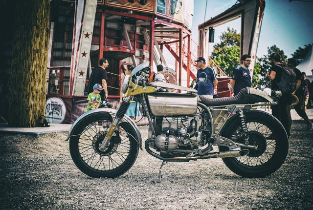 BMW Cafe Racer J.M 01.3 by Motosumisura #motorcycles #caferacer #motos | caferacerpasion.com
