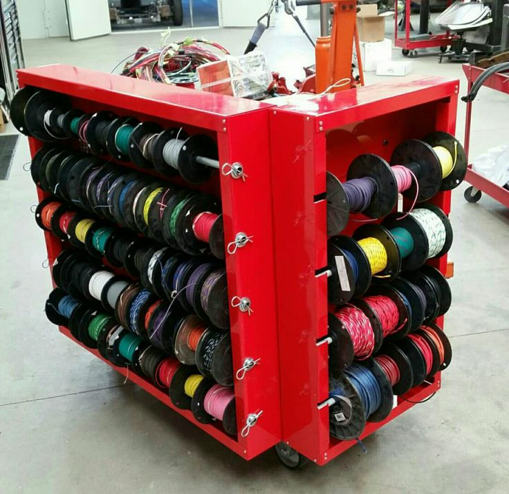 Wiring Cart