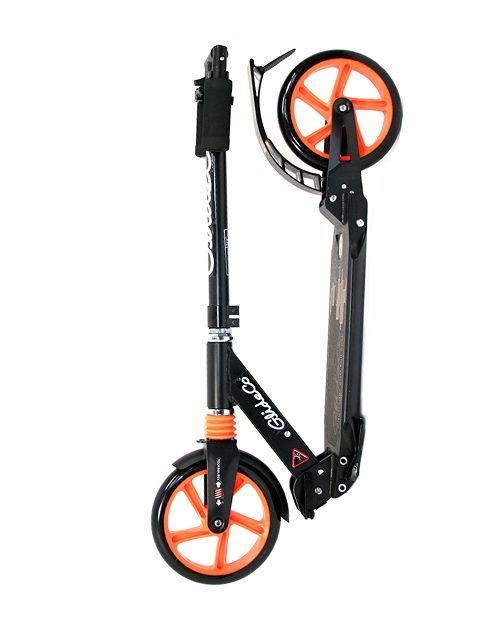 GlideCo Kick Scooters http://www.unikcycle.com/kick-scooters/Glideco-kick-scooters-200m-wheels