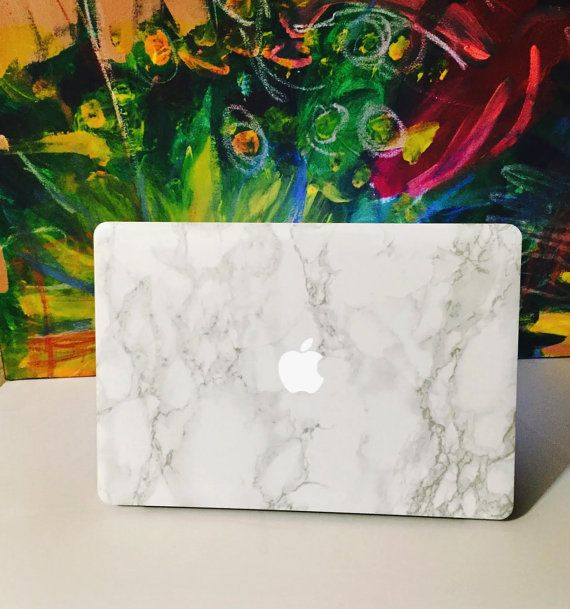 Marble MacBook Sticker Decal  Made for MacBook Air by MarbleDecals