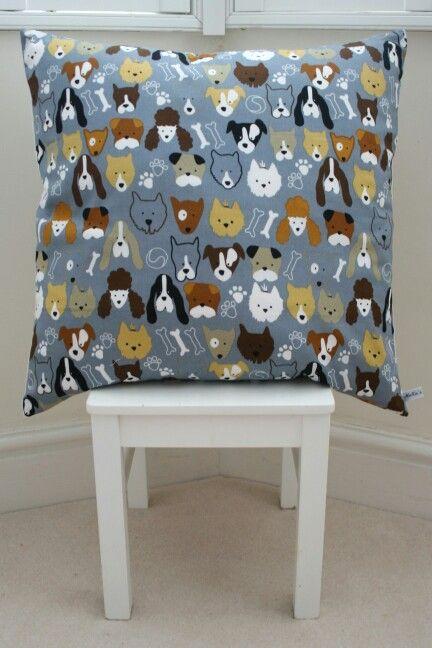 Dog Cushion - £20.00