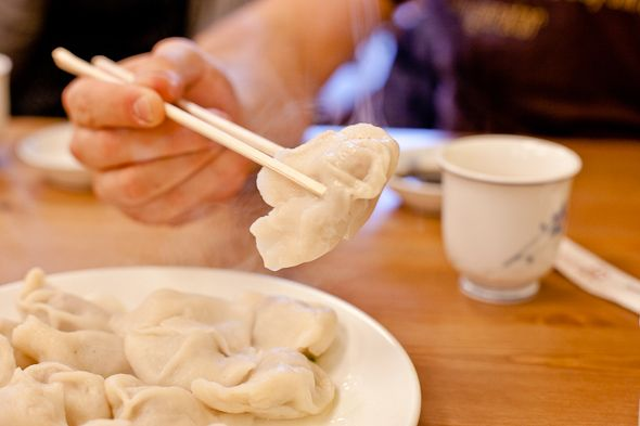 best dumplings toronto