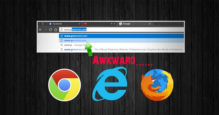 how to delete url suggestions chrome