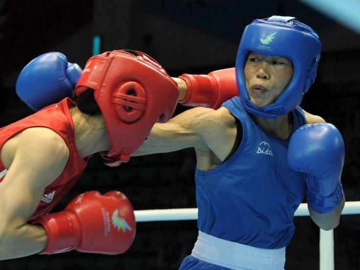 Mary Kom enters finals of South Asian Games 2016