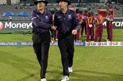 ICC has announced 25 members team as match officials for upcoming cricket world cup 2015. There are 4 world cup winners included in match officials for cwc15.