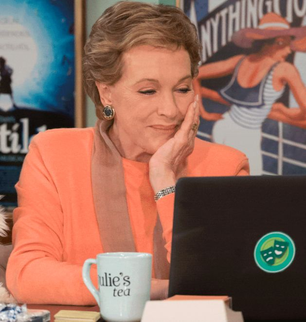 Julie Andrews Is Even More Charming In Real Life