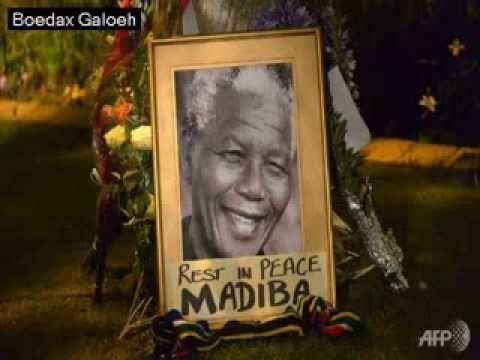 100 Thousand More Mourners Pay tribute to Nelson Mandela