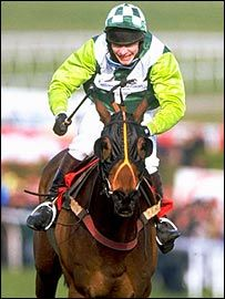 See More Business winning the 1999 Gold Cup. I landed a nice ante post bet and treated one of my work colleagues to 72 tubes of Extra Strong Mints.