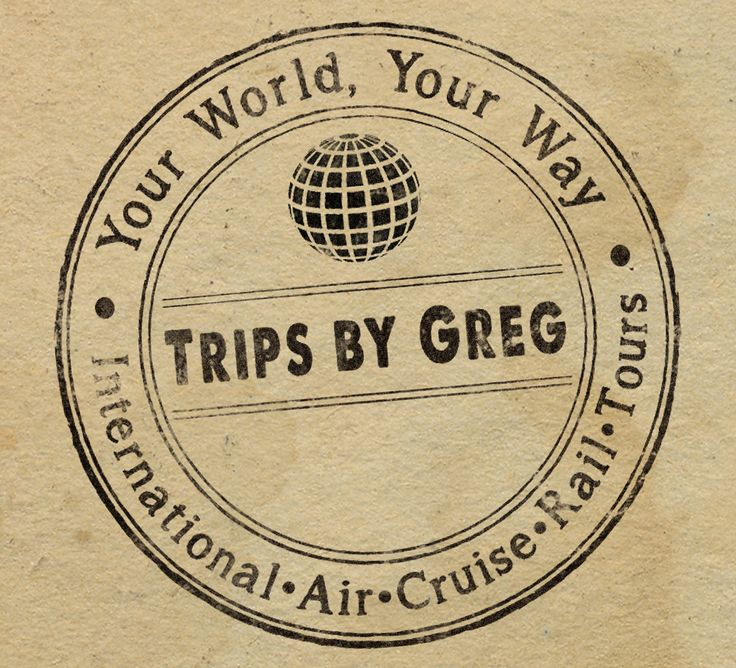 "The official travel agency of ""I'm Black and I Travel!""  For travel booking or travel planning, go to tripsbygreg.com"